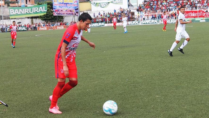 Partido de Malacateco vs Comunicaciones por el Torneo Clausura | Marzo 2017