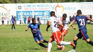 Partido de Malacateco vs Mictlán por el Torneo Clausura | Marzo 2017