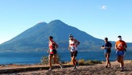 La Maratón de Atitlán se estará realizando a finales de abril en los alrededores del Lago. (Foto: Maratón de Atitlán - Página Oficial)