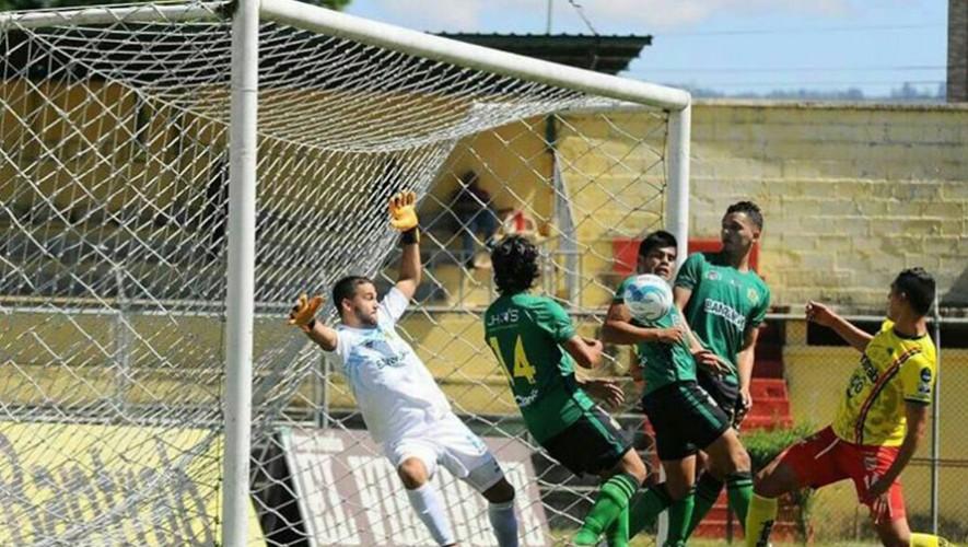 Partido de Guastatoya vs Marquense por el Torneo Clausura   Marzo 2017