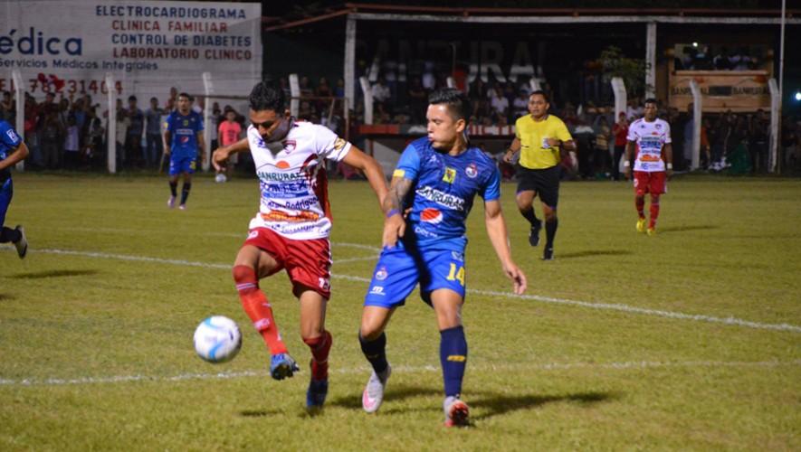 Partido de Mictlán vs Municipal por el Torneo Clausura | Marzo 2017