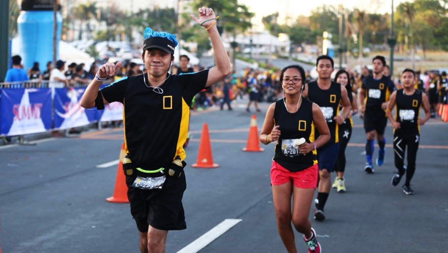 Carrera NatGeo Run en Guatemala   Abril 2017