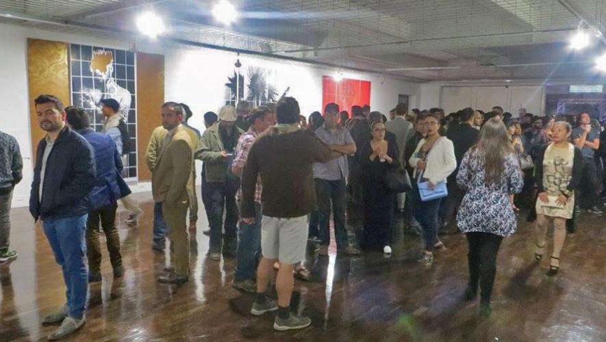 "Exposición ""In Chaq'Na"" de Sandra Monterroso en Alianza Francesa | Abril 2017"