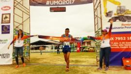 Rolando completó el reto de los 85 kilómetros con un tiempo de 8 horas, 7 minutos y 50 segundos para consagrarse campeón de la UMQ 2017. (Foto: Expediciones Lucianos)