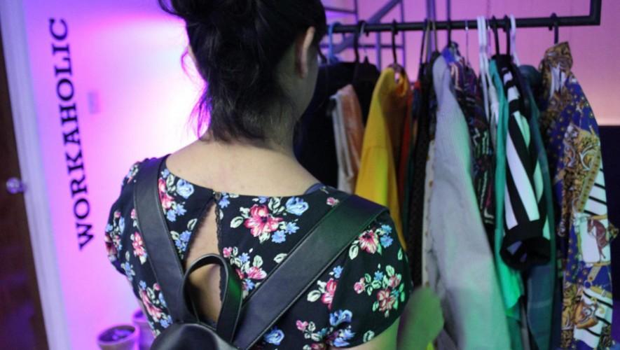 Venta de ropa vintage en Terraza Plomo zona 4 | Abril 2017