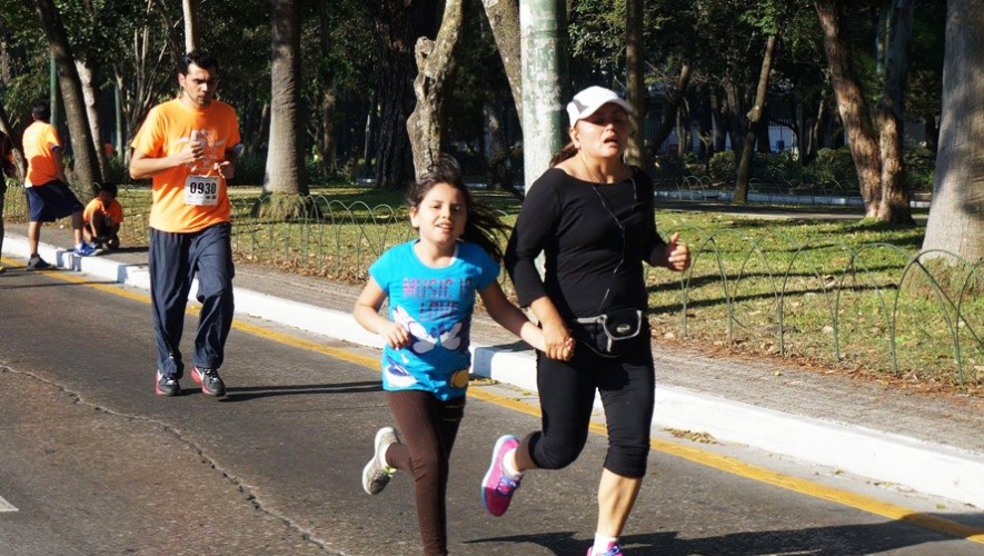 6 Simicarrera 5K y 10K en Ciudad de Guatemala | Abril 2017