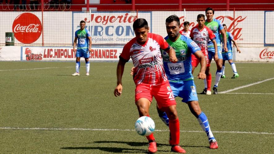 Partido de Suchitepéquez vs Malacateco por el Torneo Clausura | Marzo 2017