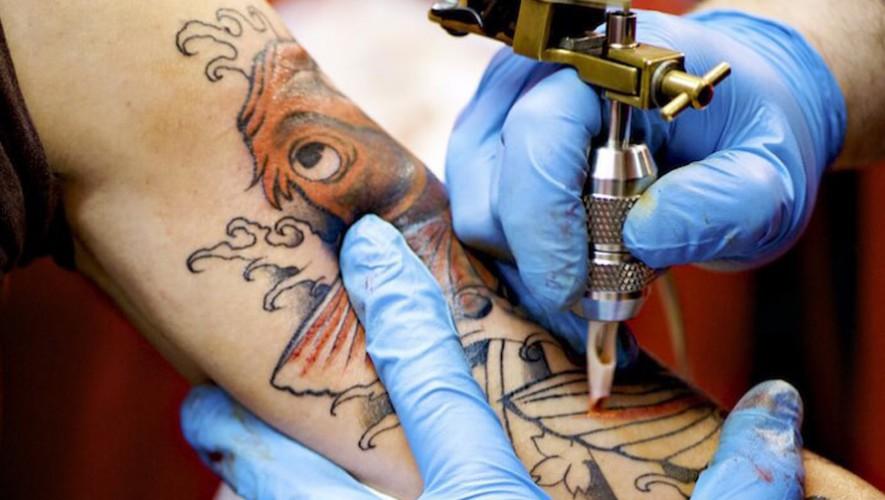 Expo Tattoo Escuintla Primera Edición | Marzo 2017