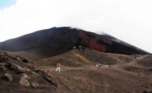 Ascenso al Volcán Pacaya por la Lucha contra el Cáncer   Marzo 2017