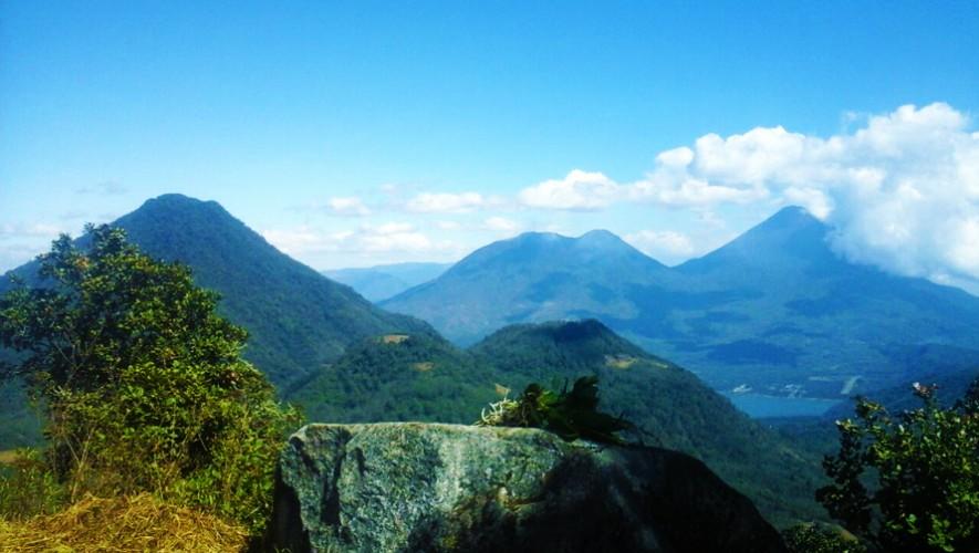 Ascenso al Volcán Paquisis en Sololá | Marzo 2017