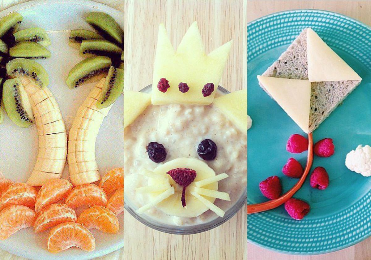 Taller de comida creativa