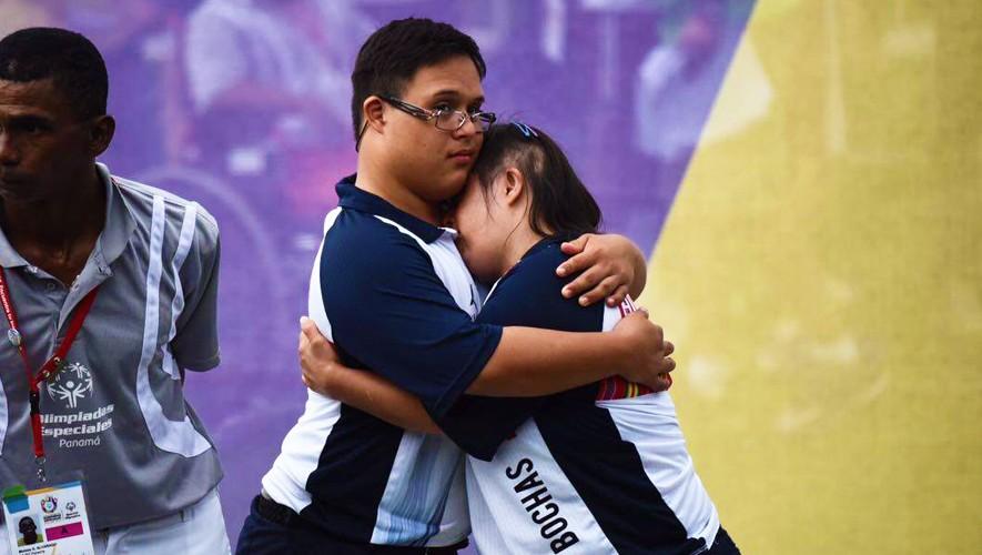 (Foto: Olimpiadas Especiales Guatemala)