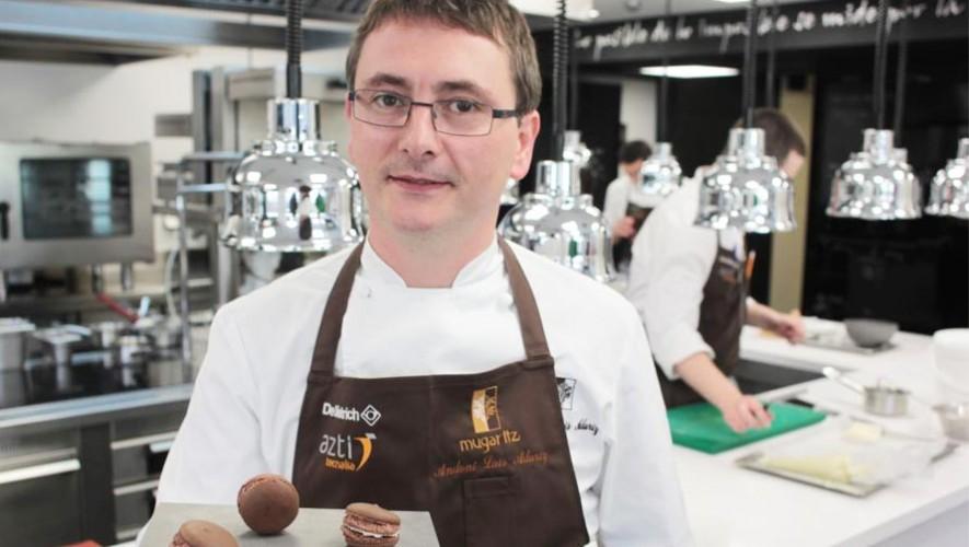 Andoni Luis Aduriz, reconocido chef español visitó Guatemala 2017