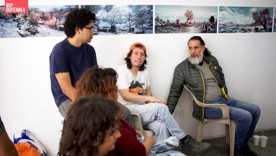 Bienal de París 2017 en Guatemala