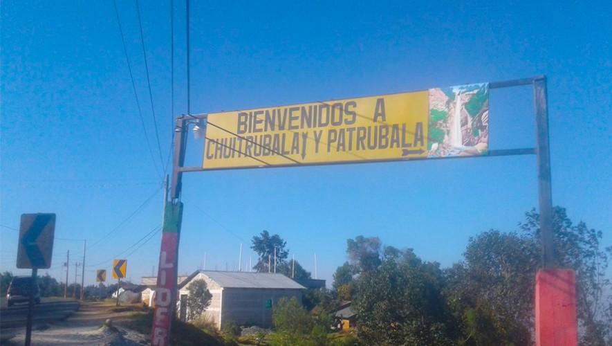 (Foto: Cascada Patrubalá)