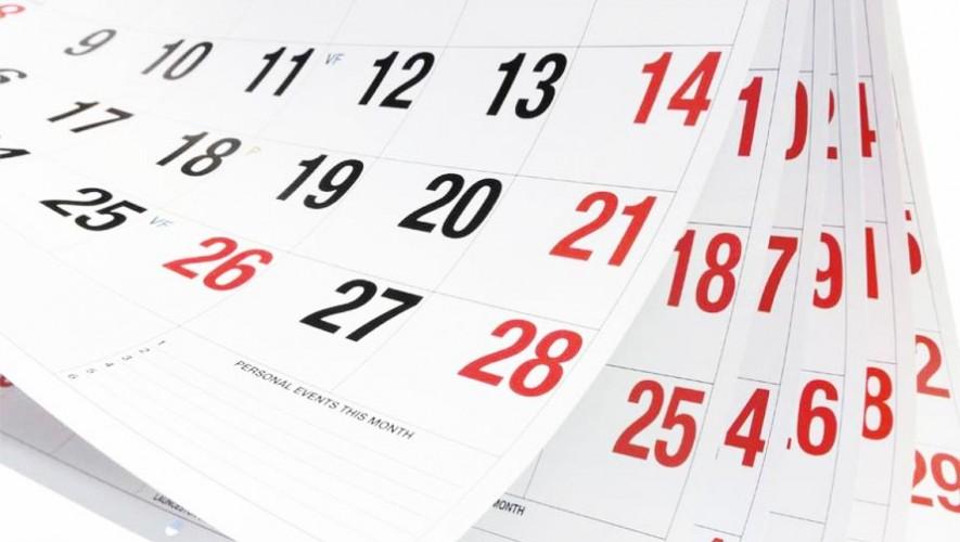 Conoce cuáles son los fines de semana largos después de Semana Santa 2017