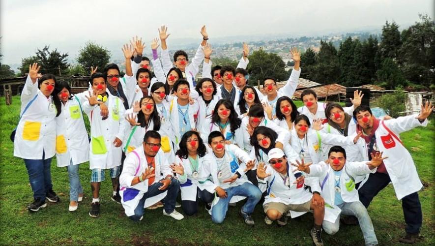 Convocatoria de voluntarios 2017 para Fábrica de Sonrisas en Quetzaltenango