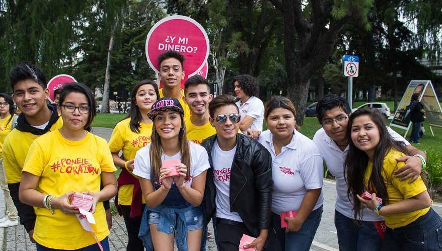 Convocatoria de voluntarios 2017 para Teletón Guatemala
