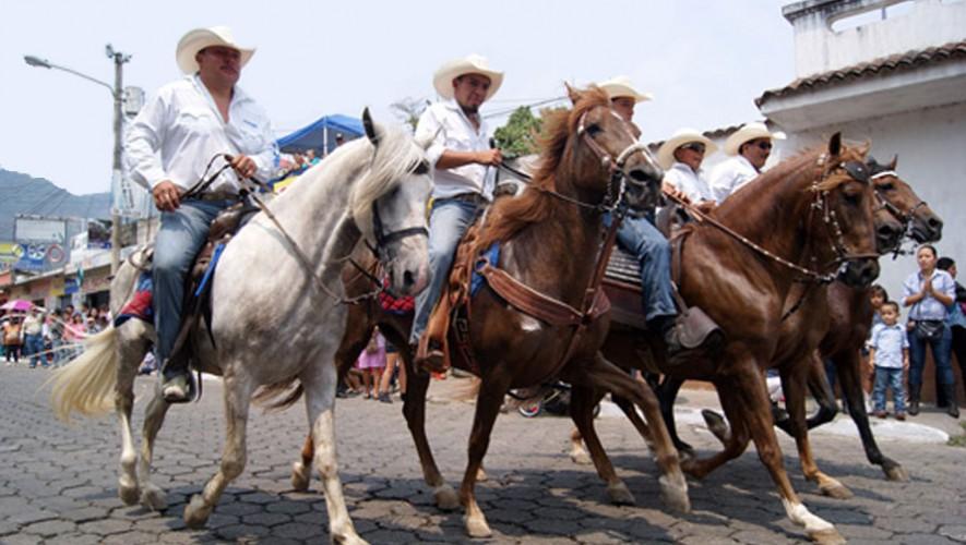 Desfile Hípico de Amatitlán | Mayo 2017