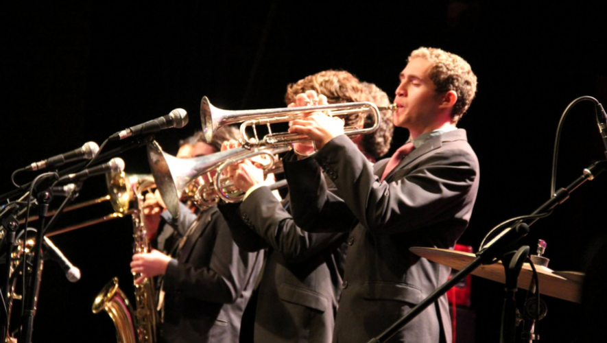 Concierto gratuito por Día del Jazz en Teatro Dick Smith   Abril 2017