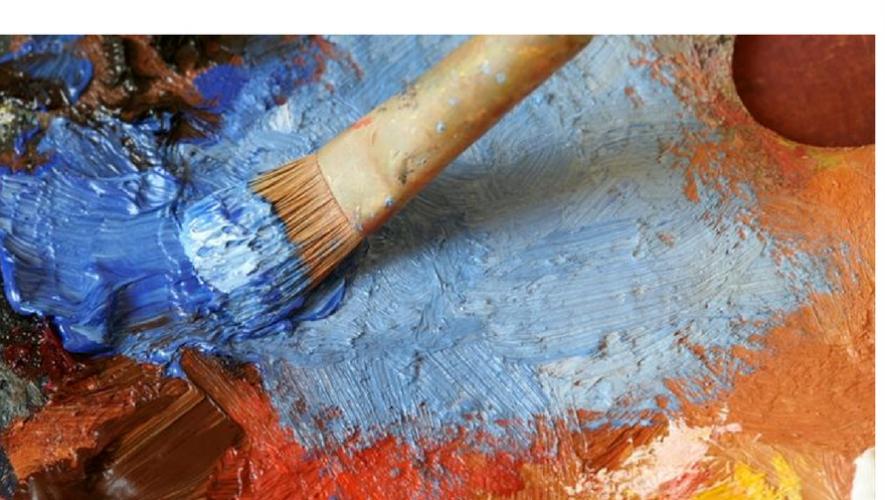 Curso para aprender a pintar con óleo en Pasaje Tatuana | Abril 2017