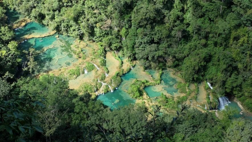 Viaje a Semuc Champey y Grutas de Lanquín en Alta Verapaz con Guatextrema 2.0   Mayo 2017