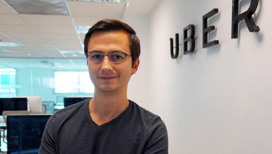 El guatemalteco Federico Ranero es el nuevo director de Uber México y el Caribe