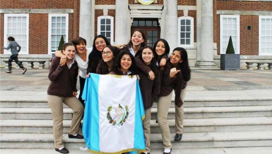 Estudiantes guatemaltecas obtienen el primer lugar