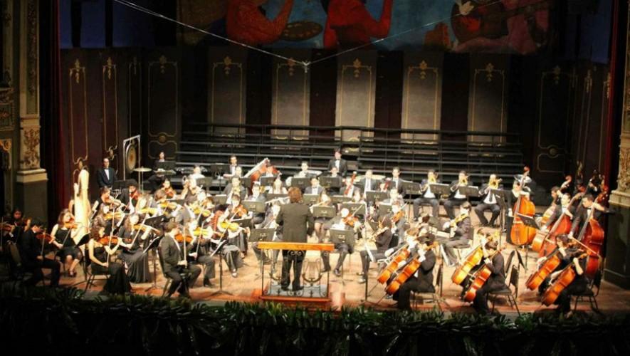 Concierto de la Filarmónica Joven Latinoamericana | Mayo 2017