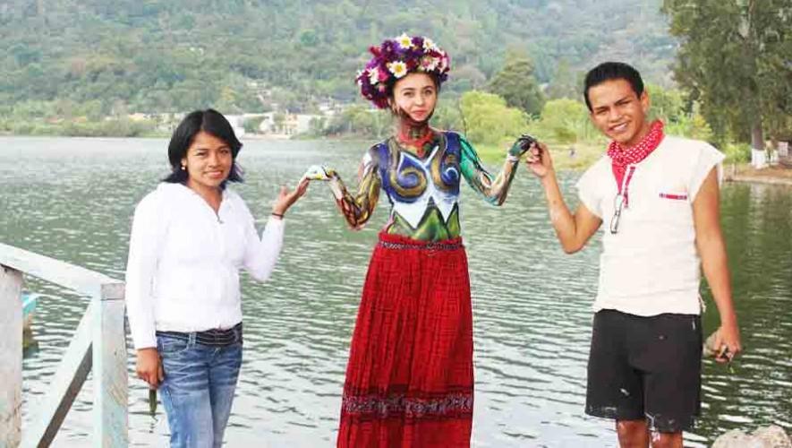 Festival de pintura en Guatemala