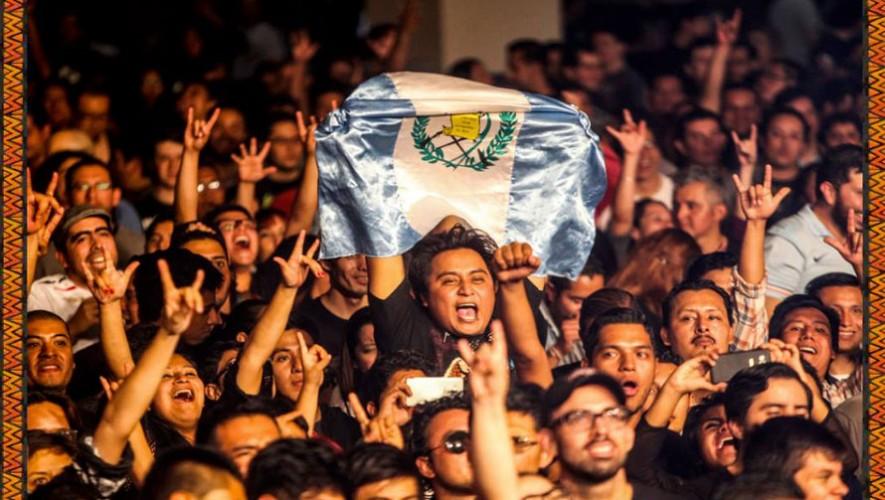 Festival El Grito Guatemala | Junio 2017
