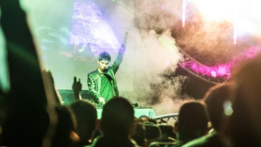 Fiesta de música electrónica en Chimaltenango | Abril 2017