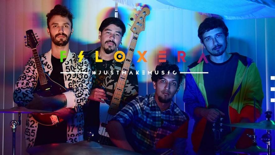 Lanzamiento del segundo disco de Filoxera | Abril 2017
