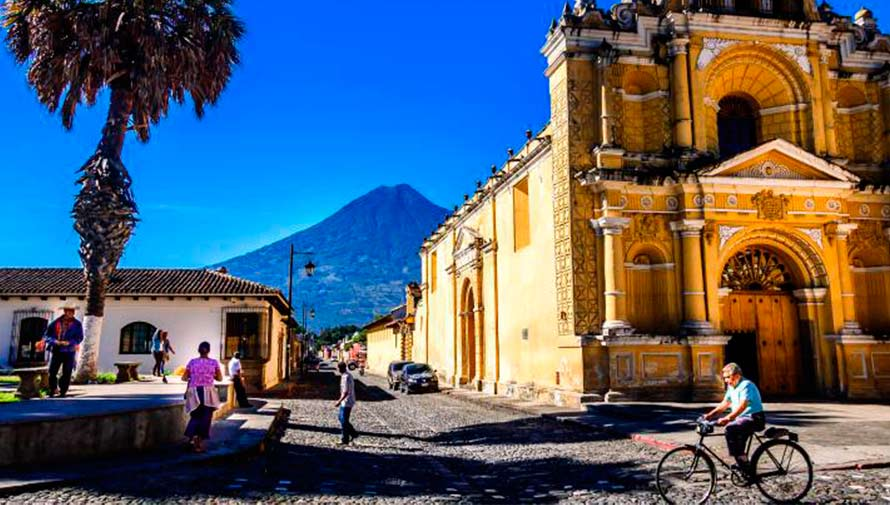 Guatemala se encuentra entre los mujeres lugares del mundo para viajar