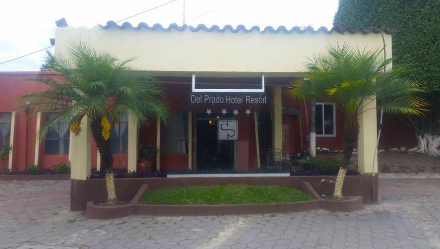 (Foto: Hotel Del Prado Huehuetenango)