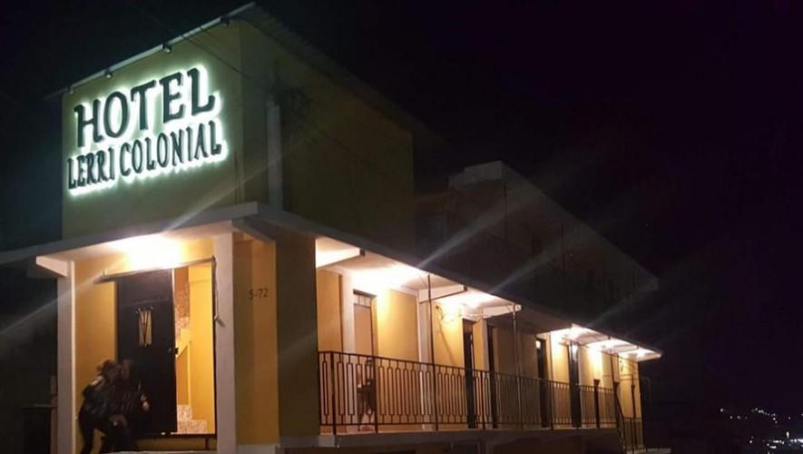 (Foto: Hotel Lerri Colonial)
