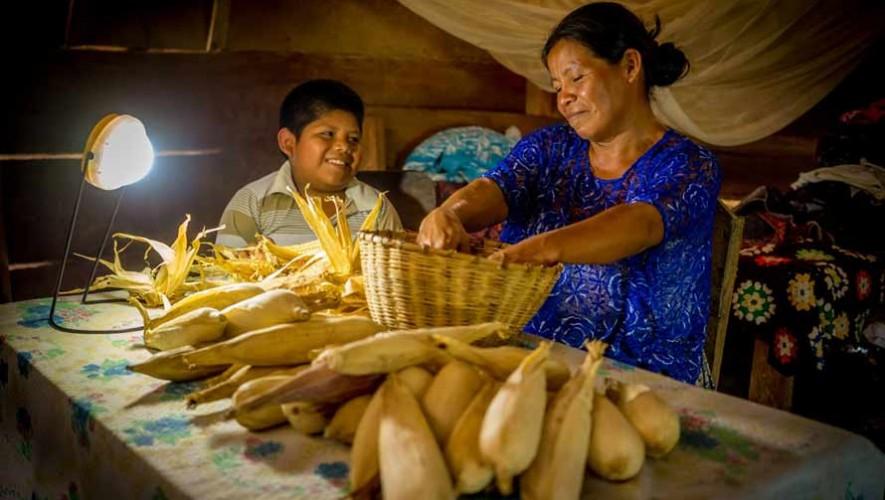 Iluminemos Guatemala: Iniciativa busca brindar energía eléctrica en áreas rurales