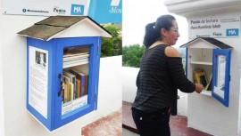 Inauguran el punto de lectura Mario Monteforte Toledo en Esquipulas, Chiquimula