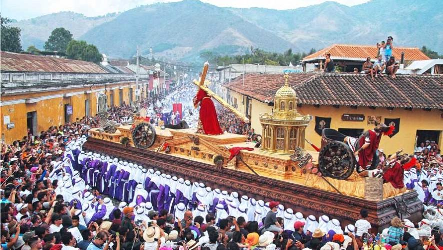 Juego Qué tanto sabes de la Semana Santa en Guatemala
