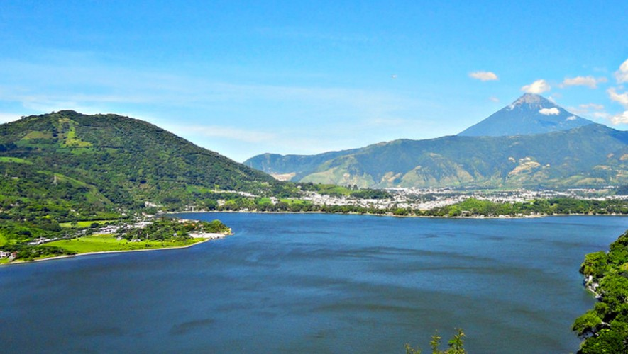 Image result for lago de amatitlán