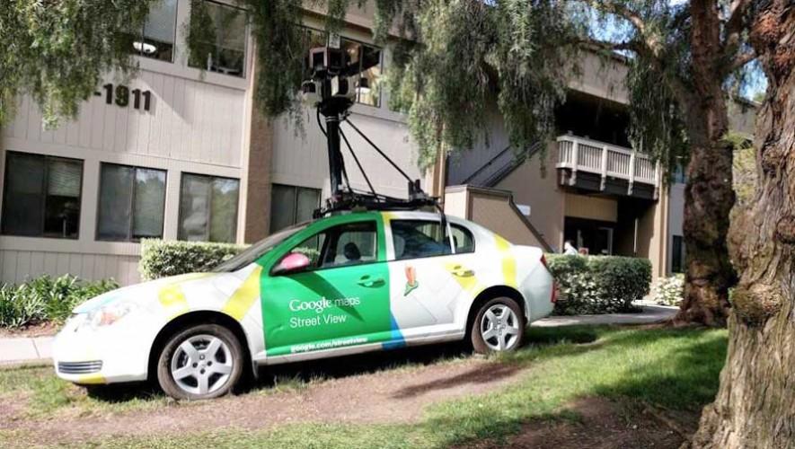 Las calles de Guatemala llegan a Google Street View 2017