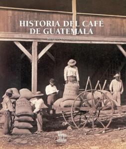 Libro de la Historia del Café de Guatemala