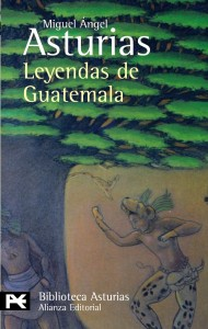 Libros de Miguel Ángel Asturias