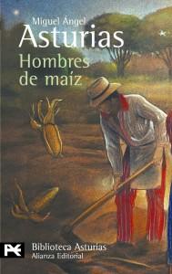 Libros de historia de Guatemala Hombres de maíz