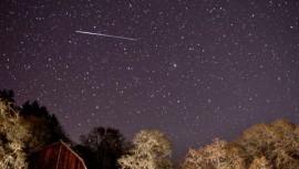 Entérate el mejor momento para ver la lluvia de estrellas líridas en Guatemala. (Foto: Pinterest)