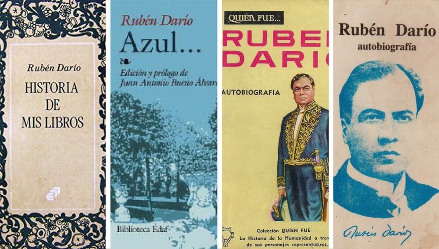 Libros de Rubén Darío