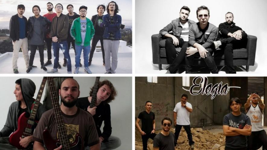 Concierto de rock en Abejorro Vol. 2 | Mayo 2017