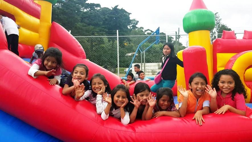 Niños guatemaltecos sueñan con asistir a la Feria de Lectura Infantil y Juvenil
