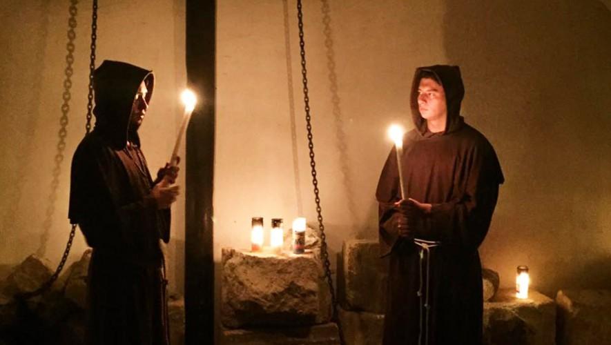Nueva fecha para el recorrido nocturno por las criptas de la Catedral Metropolitana, abril 2017