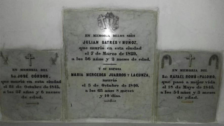 Nueva fecha para el recorrido nocturno por las criptas de la Catedral Metropolitana en la Ciudad de Guatemala, abril 2017